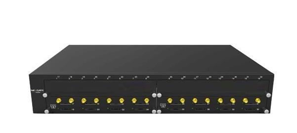 Thiết bị mạng GSM 16 kênh SIM di động Yeastar TG3200-2G8