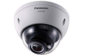 Camera IP PANASONIC | Camera IP Dome hồng ngoại 2.0 Megapixel PANASONIC K-EF235L01E