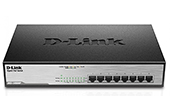 Thiết bị mạng D-Link | 5-Port Gigabit Smart Managed PoE Powered, PoE Pass-through D-Link DGS-1100-05PD