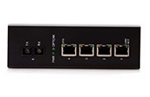 Industrial Switch BTON | 4-port 10/100Mbps Industrial Fiber Unmanaged Switch BTON BT-I914GS-D