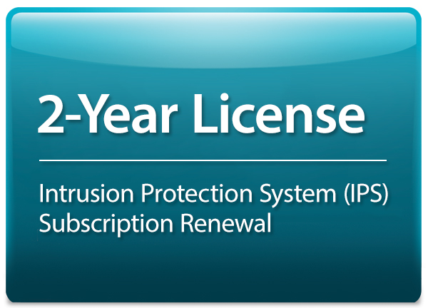 2-year License for DFL-870 supporting Intrusion Protection System D-Link DFL-870-IPS-24-LIC