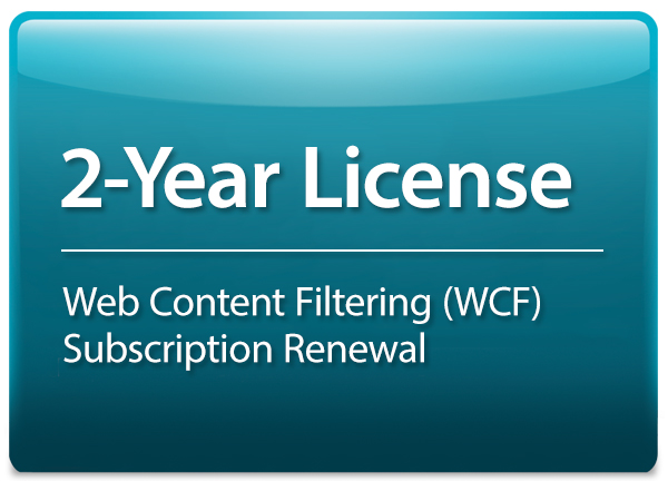 2-year License for DFL-870 supporting Web Content Filtering D-Link DFL-870-WCF-24-LIC