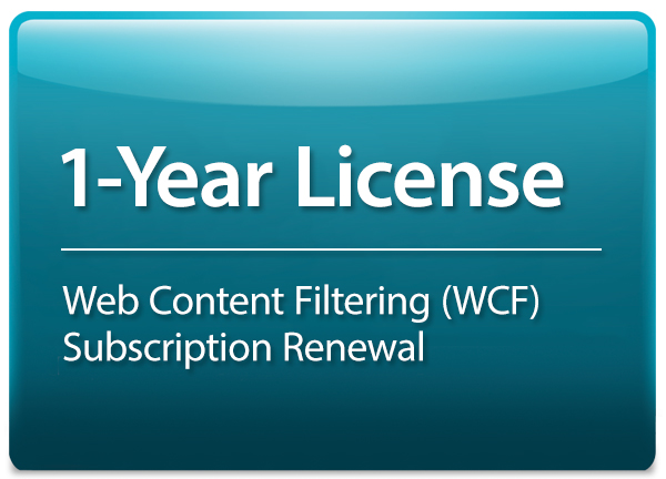 1-year License for DFL-870 supporting Web Content Filtering D-Link DFL-870-WCF-12-LIC