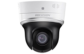 Camera IP HIKVISION | Camera IP Speed Dome hồng ngoại 2.0 Megapixel HIKVISION DS-2DE2204IW-DE3/W