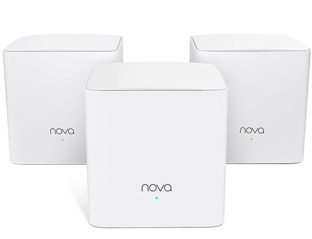 AC1200 Whole Home Mesh WiFi System TENDA NOVA MW5s (3 pack)