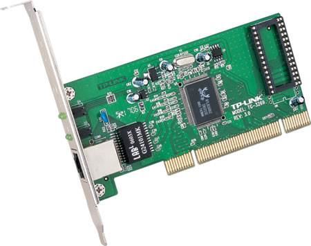 Gigabit PCI Network Adapter TP-LINK TG-3269