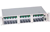 Transceiver VIVANCO | Fibre Optical Transceiver Rack VIVANCO SC160-2