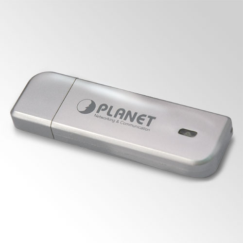 802.11g Wireless USB 2.0 Adapter PLANET WL-U356L