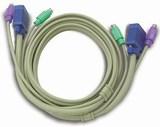 Thiết bị mạng PLANET   Cáp bàn phím, Video, chuột PLANET KVM-CB-3