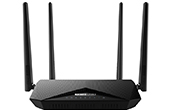 Thiết bị mạng TOTOLINK | AC1200 Wireless Dual Band Gigabit Router TOTOLINK A3002RU-V2