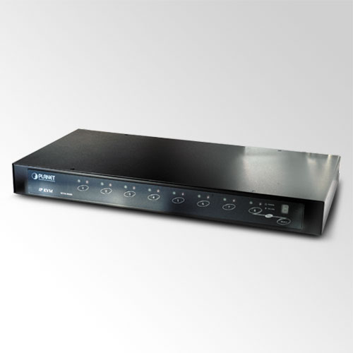 8-Port IP KVM PLANET IKVM-8000