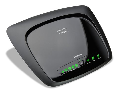 Wireless-N Home ADSL2 Modem Router LINKSYS WAG120N
