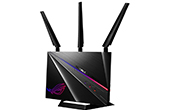 Thiết bị mạng ASUS | AC2900 WiFi Gaming Router ASUS GT-AC2900