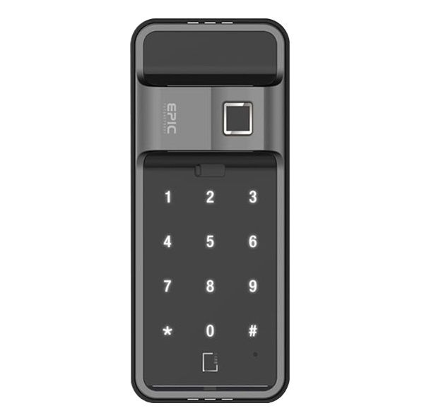 Khóa cửa điện tử EPIC ES-F500D - SIEU THI VIEN THONG