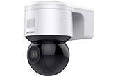 Camera IP HIKVISION | Camera IP Speed Dome hồng ngoại 4.0 Megapixel HIKVISION DS-2DE3A404IW-DE/W