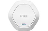 Thiết bị mạng LINKSYS | AC2600 Dual-Band Cloud AC Wave 2 Wireless Access Point LINKSYS LAPAC2600C-AP