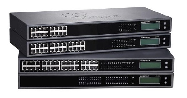 Cổng giao tiếp VOIP-FXS Grandstream GXW4200 Series