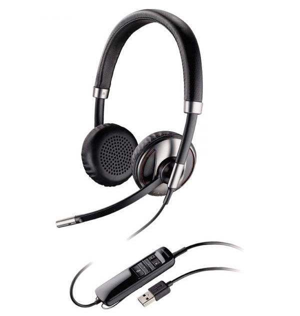 Tai nghe StereoTelephony Plantronics Blackwire C720M (87506-11)