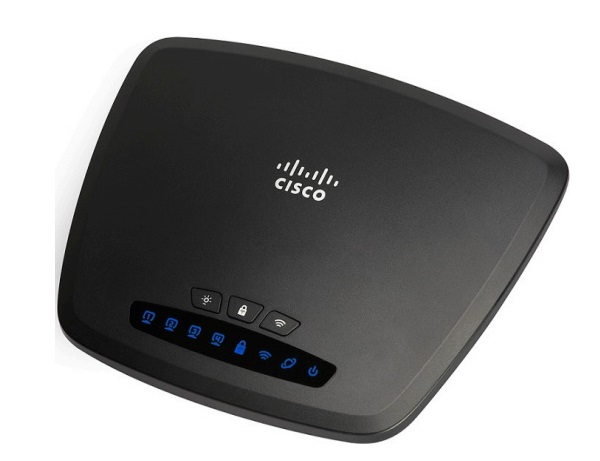 Wireless-N VPN Router Cisco CVR100W-E-K9-EU