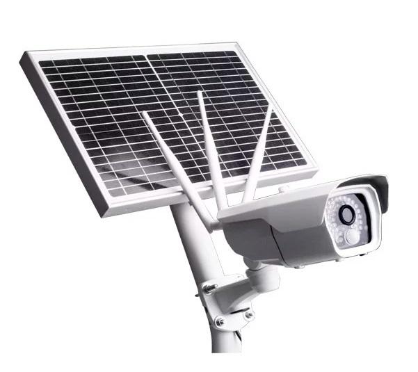 Camera Wifi/4G tích hợp năng lượng mặt trời SmartZ IS09 - SIEU THI ...