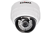 Camera IP EDIMAX | Camera IP Dome hồng ngoại 3.0 Megapixel EDIMAX ND-233E