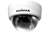Camera IP EDIMAX | Camera IP Dome hồng ngoại 1.0 Megapixel EDIMAX MD-111E
