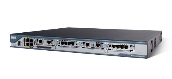 Integrated Services Router CISCO 2801