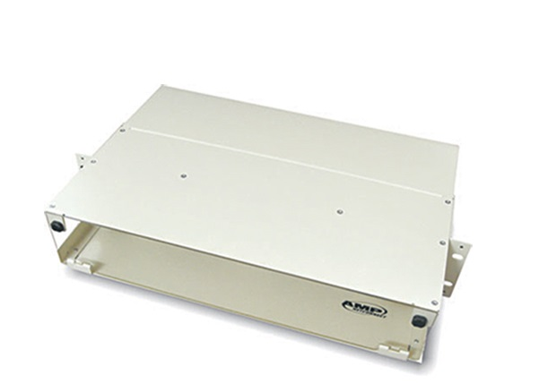 Commscope Netconnect Fiber Optic Rack Mount Patch Enclosure (288234-1)