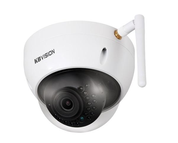 Camera IP Dome hồng ngoại không dây 4.0 Megapixel KBVISION KX-D4002WAN