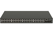 Switch HANDREAMNET | 48-port 10/100/1000 Security PoE Switch HANDREAMNET SG2152GXPoE-L3