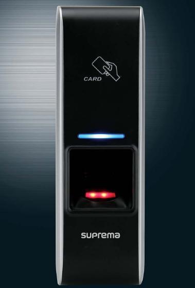 Máy chấm công kiểm soát cửa, vân tay và thẻ SUPREMA BioEntry Plus BEPL-OC
