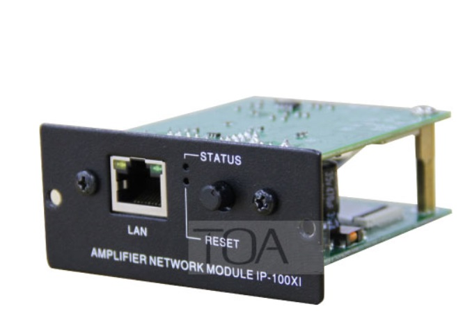 Network Module TOA IP-100XI
