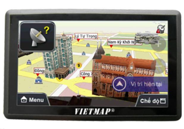 Máy định vị GPS dẫn đường VIETMAP 1000TL