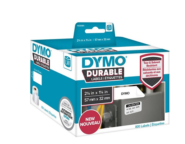 Durable labels 57x32mm DYMO 1933084