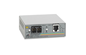 Media Converter ALLIED TELESIS | 100BaseTX to 100BaseFX Fast Ethernet to Fiber Media Converter AT-MC102XL
