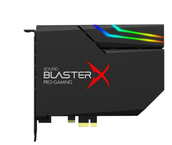 Internal Soundcard Creative Sound BlasterX AE-5