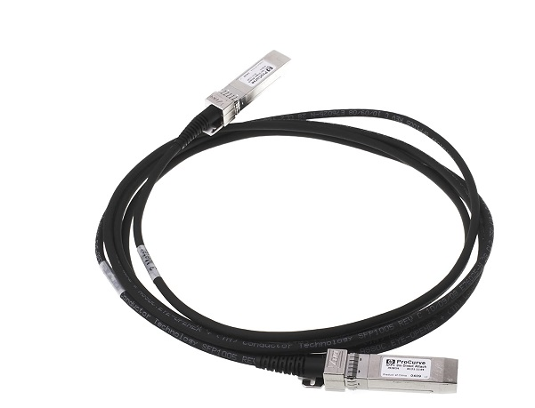 HPE X242 10G SFP+ to SFP+ 3m DAC Cable (J9283B)