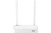 Thiết bị mạng TOTOLINK | 300Mbps Wireless N Router TOTOLINK N350RT