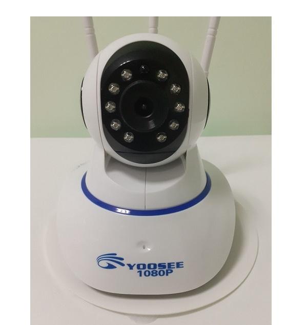 Camera IP hồng ngoại không dây 2.0 Megapixel YOOSEE YYR100 3F