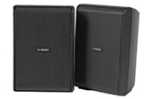 Âm thanh BOSCH | Cabinet speaker 5 inch 70/100V IP65 black pair BOSCH LB20-PC60EW-5D