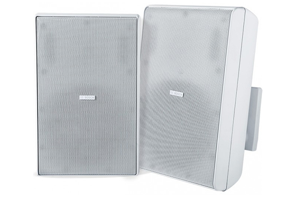 Cabinet speaker 8 inch 8 Ohm white pair BOSCH LB20-PC90-8L