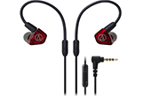Tai nghe Audio-technica | Live-Sound In-Ear Headphones Audio-technica ATH-LS200iS