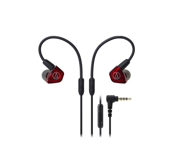 Live-Sound In-Ear Headphones Audio-technica ATH-LS200iS