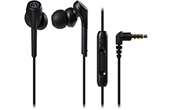 Tai nghe Audio-technica | Solid Bass In-Ear Headphones Audio-technica ATH-CKS550XiS