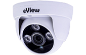 Camera IP eView | Camera IP Dome hồng ngoại 4.0 Megapixel eView IRD2903N40F