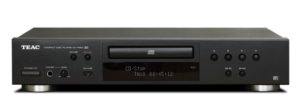CD Player with USB Recording TEAC CD-P650