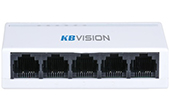 Switch KBVISION | 5-port 10/100Mbps Switch KBVISION KX-ASW04T1