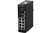 Switch KBVISION | 8-port ePoE Switch KBVISION KX-CSW08iP1
