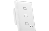 Smart Home 5ASYSTEMS | Công tắc điện thông minh 5ASYSTEMS SMART SWITCH 5A-SWP06 3 LOOP