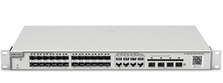24-port SFP Gigabit Managed Switch RUIJIE RG-NBS3200-24SFP/8GT4XS
